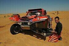 Mehr Rallyes - Je h�rter es wird, umso mehr liebe ich es: Christian Lavieille