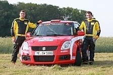 ADAC Rallye Masters - Kontakt zur Spitze verkleinert: Philipp Knof mit Gl�ck im Reifenpoker