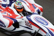 Formel 2 - Wechselnde Bedingungen in Spa: Bacheta f�hrt die Topzeit