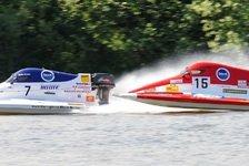 ADAC Motorboot Masters - Konkurrenz will Tobias S�derling und Kim Lauscher einbremsen : Volles Programm in Lorch - 14 Rennen an zwei Tagen
