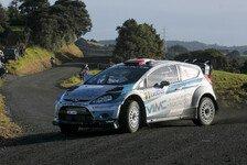 WRC - Ohne Selbstvertrauen in schnellen Kurven : Stohl mit Startschwierigkeiten