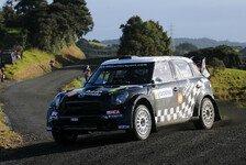 WRC - Asphalttest in Sanremo: Araujo: Asphalt f�r uns am besten