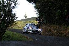 WRC - Auch Loeb kann ausscheiden: Solberg gibt WM-Traum noch nicht auf