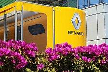 Formel 1 - Kein riesiger Vorteil: Renault: Mapping brachte nur Hundertstel