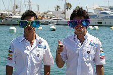 Formel 1 - Gro�artige Chance f�r Gutierrez: Perez sieht Kobayashi 2014 wieder in der F1