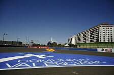 Formel 1 - Strafzahlung n�tig: 2014 kein Grand Prix in Valencia