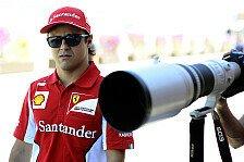 Formel 1 - Massa: Könnte der achte Sieger werden