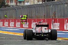 Formel 1 - In Valencia ein wichtiger Faktor: Schneller werden durch Spritsparen