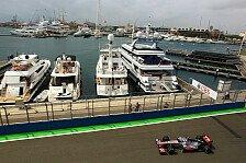 Formel 1 - Michael gefiel Buttons Valencia-Auftakt