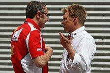 Formel 1 - Kovalainens F1-Karriere vorbei: Salo: Ferrari zwischen gut und l�cherlich schlecht