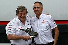 Formel 1 - Danke f�r die gute Zusammenarbeit: Whitmarsh w�rdigt Haug zum Abschied