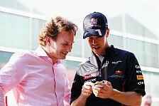 Formel 1 - Jeder ist schon dorthin gewechselt: Horner: Vettel hat keinen Ferrari-Vertrag