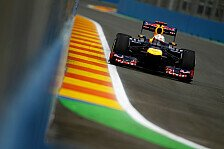 Formel 1 - Keine Anzeichen von Problemen: Rob White