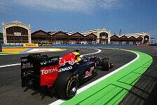 Formel 1 - Vettel rollt aus! Alonso in Front: Jetzt: Der Europa GP im Live-Ticker
