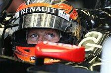 Formel 1 - Grosjean: Erst heiraten, dann siegen