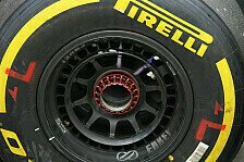 Formel 1 - Pirelli testet in Spa
