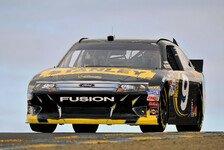 NASCAR - Zwei Top-Favoriten starten aus Reihe eins: Erneute Pole Position f�r Marcos Ambrose