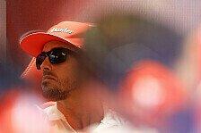 Formel 1 - WM für Alonso noch zweitrangig