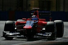Formel 1 - Marussia: Erstes großes Update