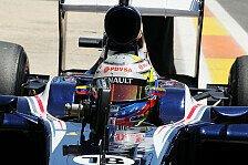 Formel 1 - Maldonado in der Boxengasse zu schnell: Strafen f�r Sauber und Williams