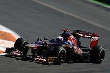 Formel 1 - Ricciardo peilt in Silverstone Top-10 an