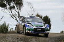WRC - Tanzen bei den Kiwis: Video - Die Ford-Highlights der Rallye Neuseeland