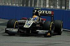 GP2 - Safety-Car kostet Calado sicheren Sieg: Gutierrez gewinnt Chaosrennen in Valencia