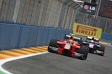 GP2 - In Silverstone f�nf Startpl�tze zur�ck: Haryanto f�r Kollision mit Calado bestraft