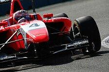 GP3 - Start-Ziel-Sieg in Valencia: Evans mit dominantem Sieg am Samstag