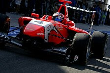 GP3 - Abt verliert den Titel in der vorletzten Runde: Ellinas macht Evans zum Meister