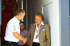 Formel 1 - Eine Definitionssache: Whitmarsh: Noch kein Concorde Agreement