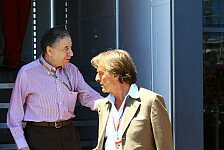 Formel 1 - Gl�ckw�nsche aus Maranello: Montezemolo gratuliert Todt