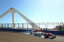 Formel 1 - Wie ein GP2-Rennen: Nico H�lkenberg