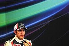 Formel 1 - Maldonado in Sachen Update optimistisch