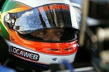 Formel 1 - Der ewige Rubens: Barrichello bringt sich bei Lotus ins Gespr�ch