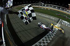 IndyCar - Einf�hrung verschoben: Neuer Indy-Lights-Bolide erst 2015