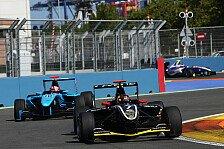 GP3 - Platz zwei bestes GP3-Resultat, jetzt schon Gesamtdritter: Daniel Abt schnuppert am ersten Sieg