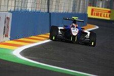 GP3 - Daniel Abt starker Zweiter: Premierensieg f�r Niederhauser