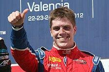 Formel 1 - Von null auf hundert: Luiz Razia lieb�ugelt mit Red-Bull-Test