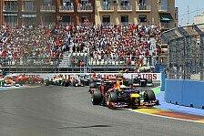 Formel 1 - Comeback geplatzt?: Valencia: F1-R�ckkehr in weiter Ferne