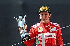 Formel 1 - Haben noch nicht das schnellste Auto: Domenicali: Sieg Alonsos Verdienst