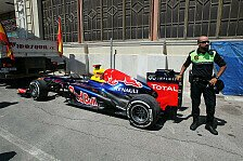 Formel 1 - Niedrige Drehzahl schuld?: Renault: Neues von der Lichtmaschine