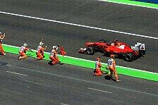 Formel 1 - Hartes Bremsen in Hockenheim: Video - Der Deutschland GP aus Reifensicht