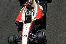 Formel 1 - Silverstone: HRT hofft auf die neuen Updates