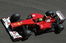 Formel 1 - Smedley: Massa ist fast der Alte