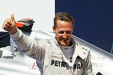 Formel 1 - Kein Einfluss auf Vertragsgespr�che: Haug: Schumacher-Podium keine Eintagsfliege