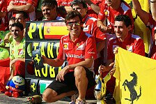 Formel 1 - Dem Meisterst�ck folgt die Kampfansage: Alonso: Weltmeistertitel ist das Ziel