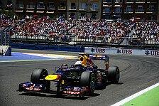 Formel 1 - Das Auto fantastisch weiterentwickelt: Alguersuari: RBR ist WM-Favorit