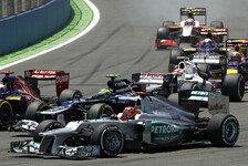 Formel 1 - Spektakul�re Hafenrundfahrt: Video - Ramba Zamba nach Valencia