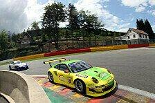 Mehr Sportwagen - 120 Prozent Einsatz: GT Open: Manthey auf dem Podium in Monza
